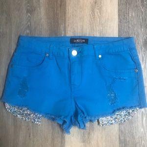 ⭐️3 for $25⭐️ London denim shorts